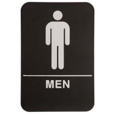 "6"" x 9"" MEN Sign"